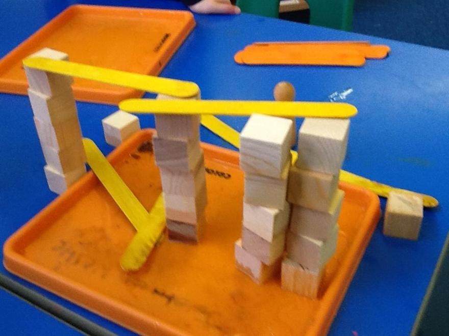we explored building...