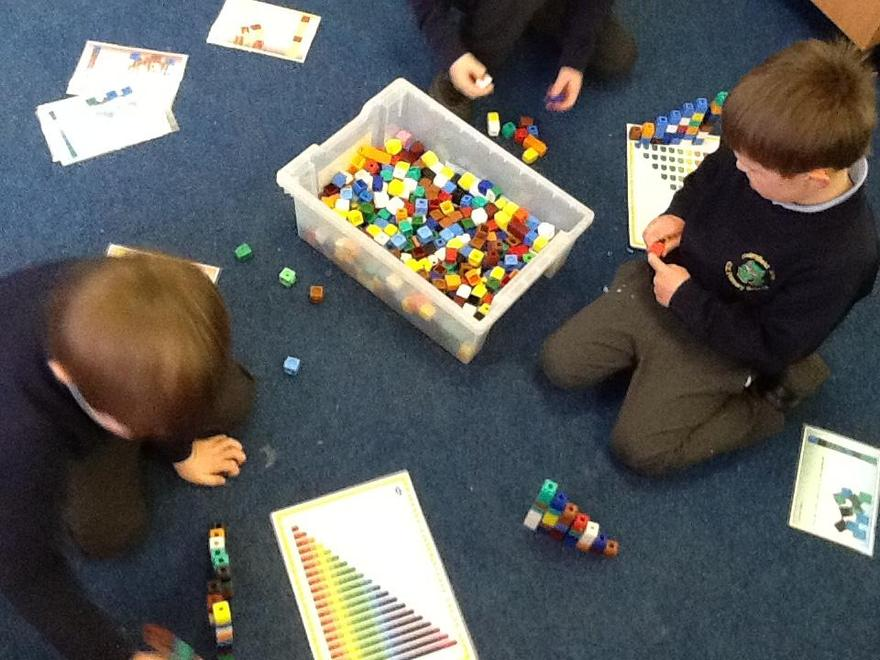 Maths consolidation of 'One more than'.