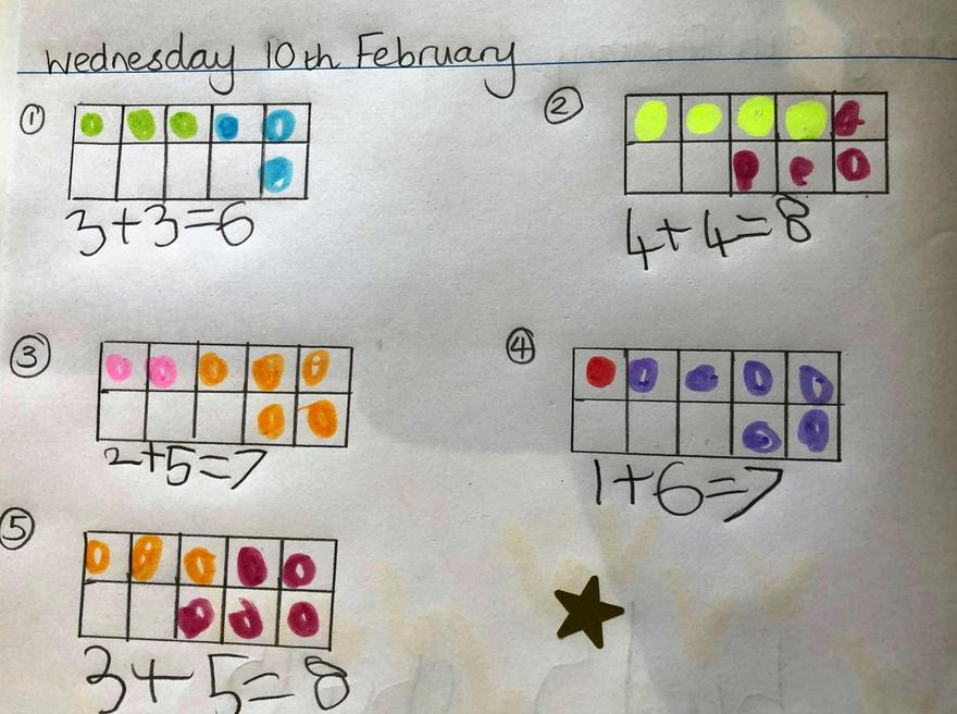 Who are great at maths too!
