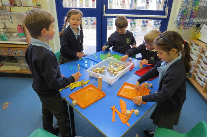 Using our 'Engineering Kits'