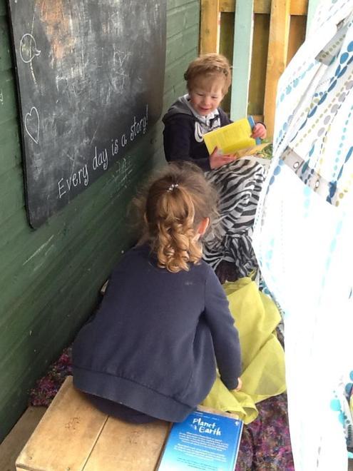 sharing stories...