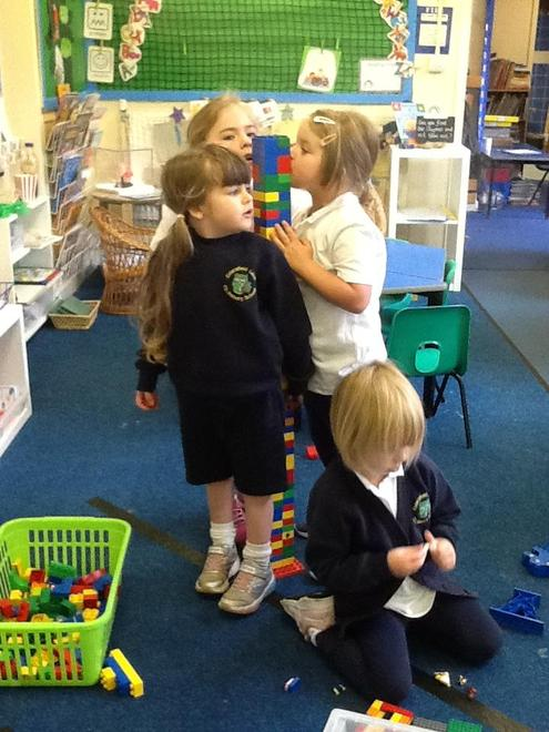 ..developed into measuring and comparing heights.