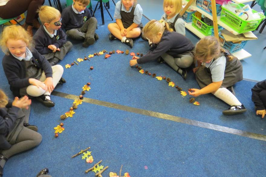 Creating repeating patters..