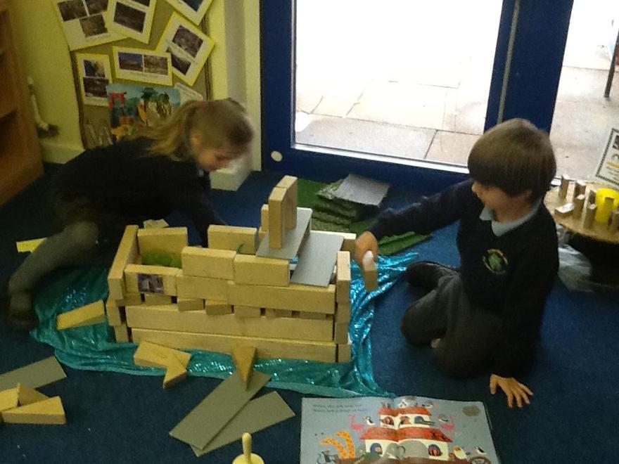 and models using blocks