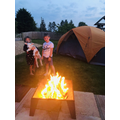 campouts and firepits