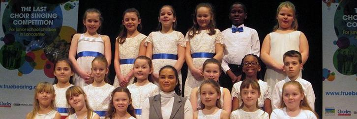 Eldon's Choir regularly compete in The Last Choir Singing Competition