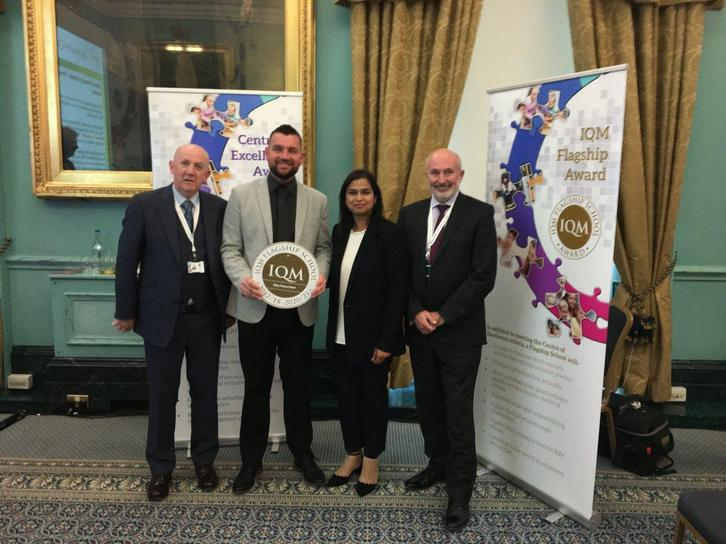 IQM Flagship Status for Inclusion, London