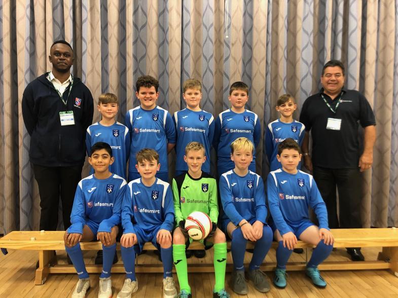 SMSG Football Team 2019/20
