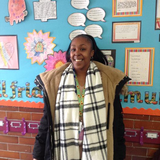 Ms Witter-Nursery TA/Lunchtime meal supervisor