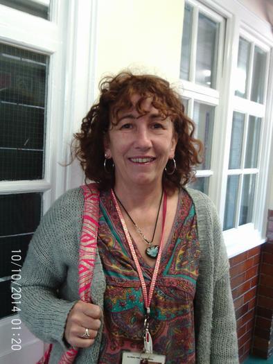 Ms Roberts - Year 6 TA