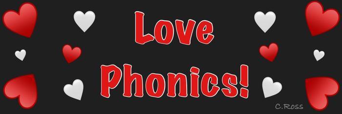 Love phonics