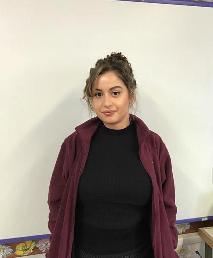 Ms Mehmet - Year 1 TA