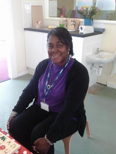 Ms Simmonds - Nursery Nurse - Saplings