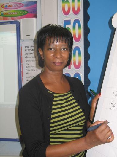 Mrs Williams - Year 6 Teacher - Baobab