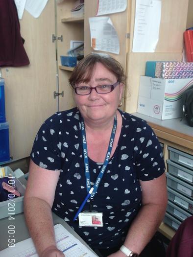 Mrs Reynolds - Rec and KS1 TA