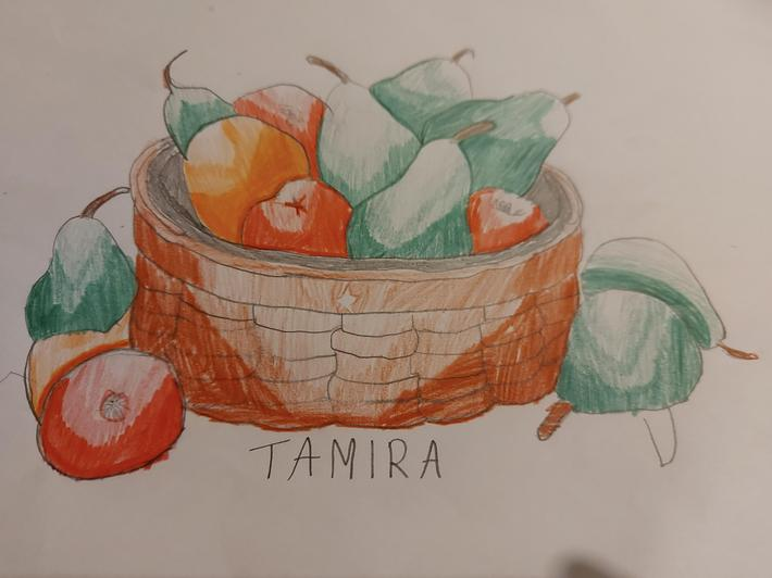 Gorgeous colour palette and depth by Tamira in Alder