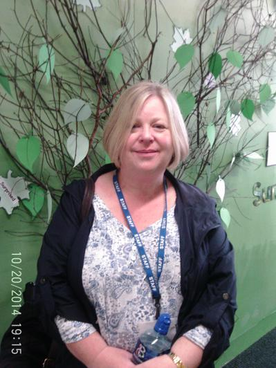 Mrs Beadle - Parent Support Worker
