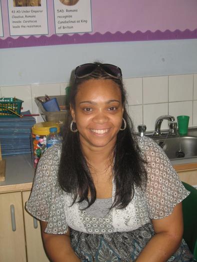 Miss Elliott - Year 5 TA