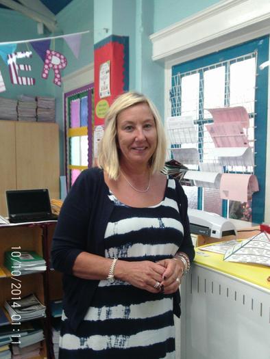 Ms Algar - Year 6 TA