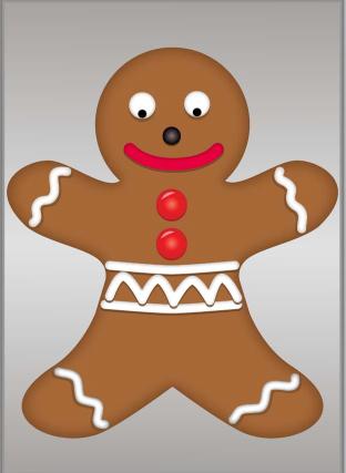 Chestnut class will be making gingerbread men!