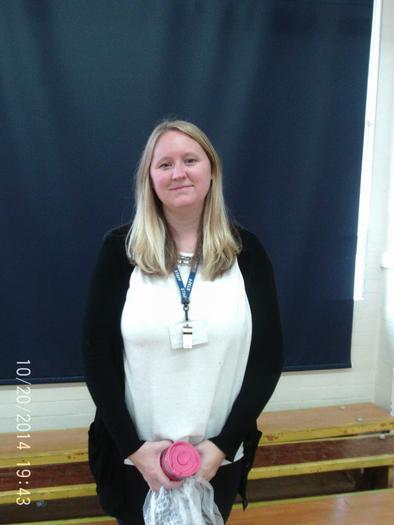 Mrs Waring - Nursery Teacher & Phase Leader