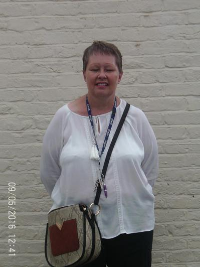 Mrs Benson - Midday Meals Supervisor