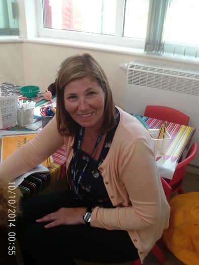 Mrs Loomes - Reception TA - Acacia