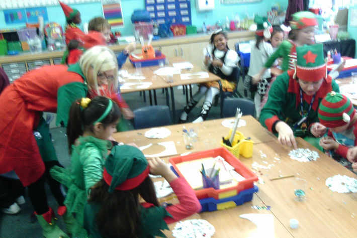 Elf Day - an annual day of creativity and fun!