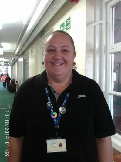 Miss Gregory - Year 2 TA