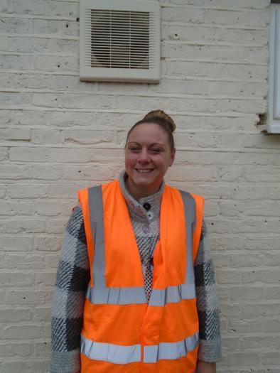 Sarah Hunt - Midday Meals Supervisor