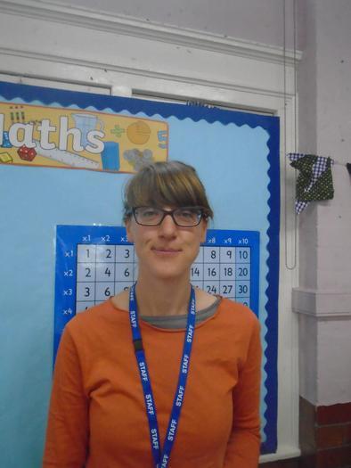 Ms Whitaker - PPA Teacher
