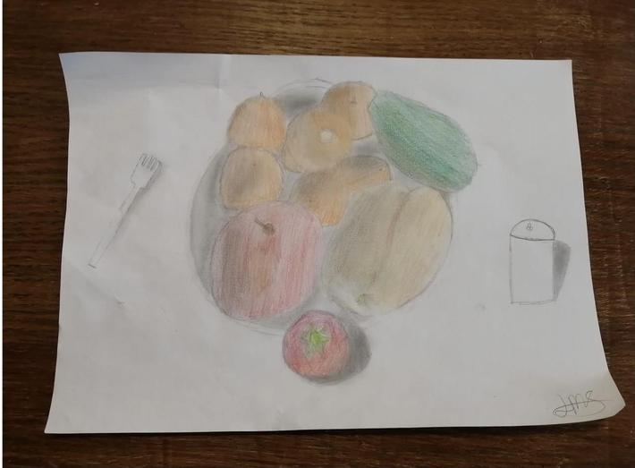 Excellent shading from Leah in Baobab