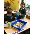 creating a repeating pattern