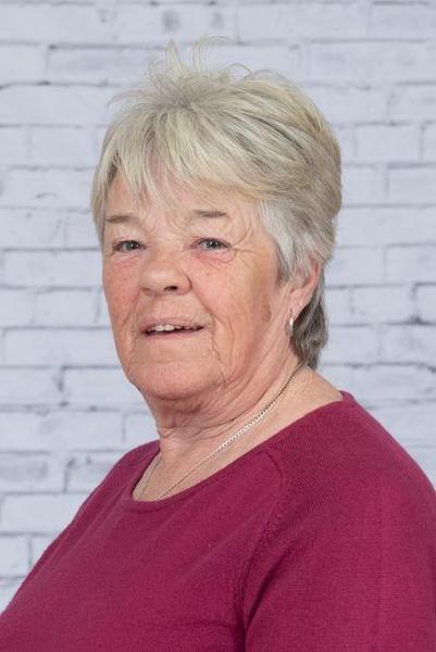 Mrs Webster: Midday/Breakfast Club Supervisor