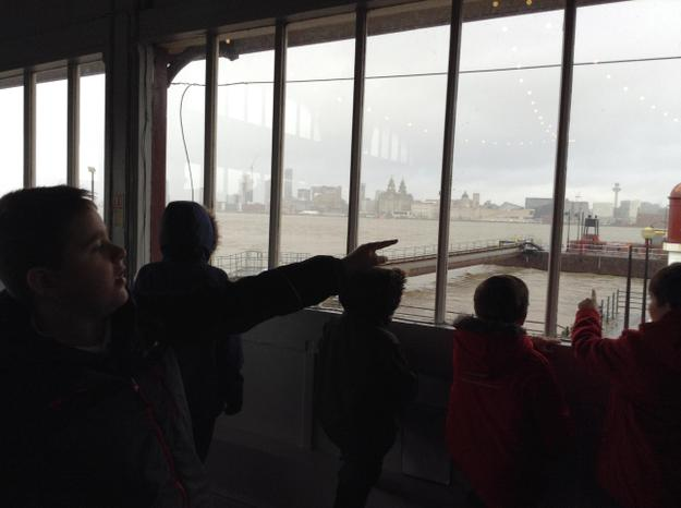 Observing the Liverpool Skyline