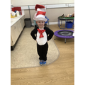 Pink Class had lots of fun dressing up for WBD!