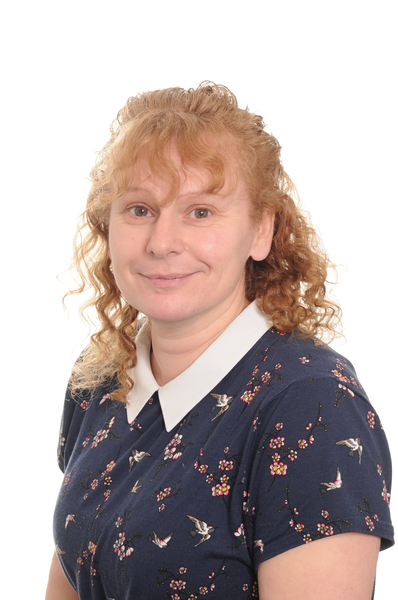Michele Campbell - Safeguarding Governor