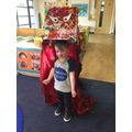 Look at our Dragon!