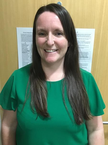 Jane McGavin (L3 Senior Nursery Nurse)