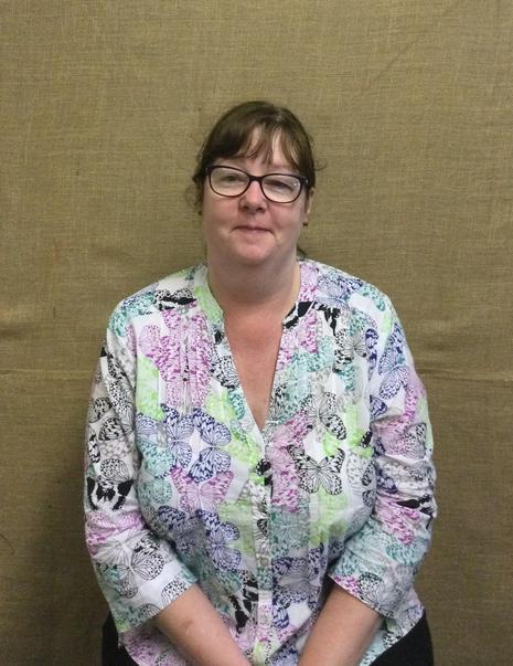 Pat Wignall (NNEB Nursery Nurse - Class 3)
