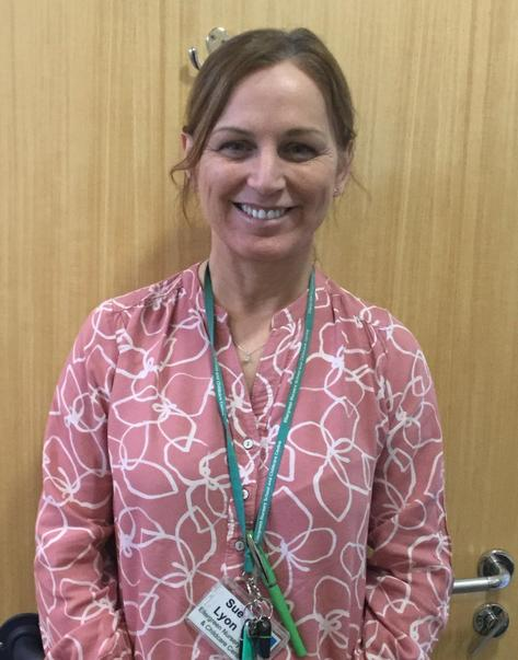 Sue Lyon (Childcare Manager)