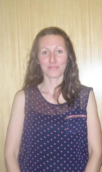 Anita Causton (Third in Charge/L3 Senior Nursery Nurse)