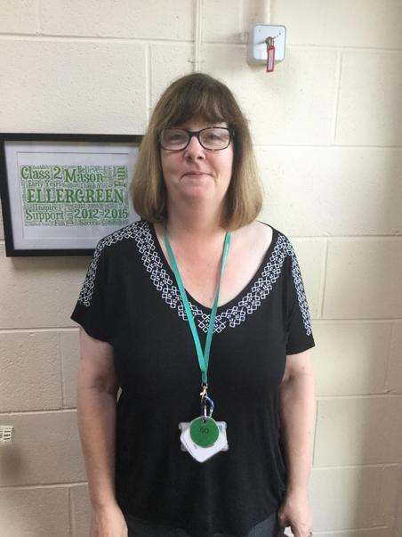 Mrs Wignall - Senior Nursery Nurse