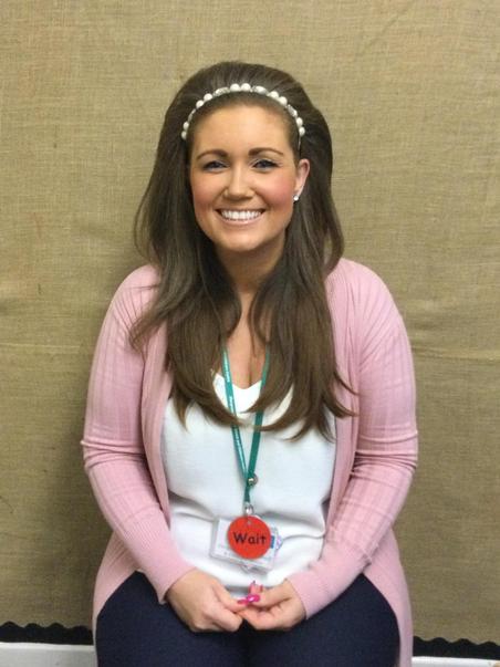 Claire Parry (Teacher - Class 3)
