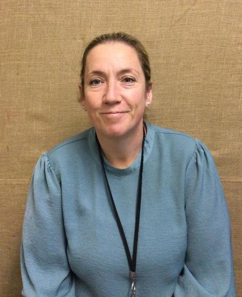 Kate Thomas (L3 Nursery Nurse    - Class 1)