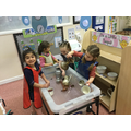 'I'm a Little Teapot' we explored volume