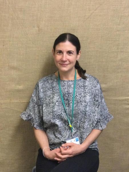 Jo Bate (L3 Nursery Nurse - Class 1)