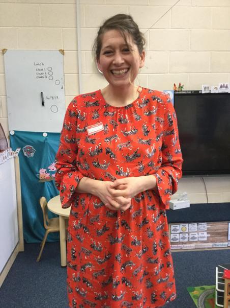 Mrs Henham - Class teacher