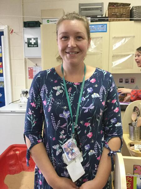 Lisa Mather - Nursery Nurse