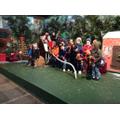 Farm Visit - Santa's Sleigh